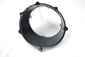 Kbike Kupplungsdeckel Plexy SL schwarz