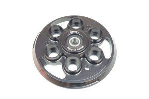 Kbike Kupplungsdruckplatte easy schwarz