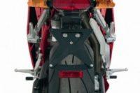 Mivv GP Titan underseat Sportauspuffanlage mit ABE Ducati 999