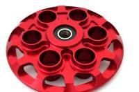 Kupplungsdruckplatte für sechs-Feder Antihopping Kupplungen der Firma KBike