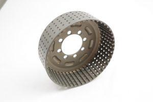 Kupplungskorb mit 48 Zähnen der Firma Kbike! Gefertigt aus hochwertigem 7075 T6 Aluminium und leichter als der originale Korb!