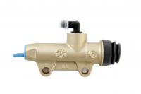 Brembo Fußbremszylinder bzw. Bremspumpe PS11/B des Herstellers Brembo mit dem Lochabstand von 40mm und in der Farbe gold