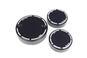 hochwertige Behälterdeckel der Firma Kbike für Bremse Kupplung und Hinterradbremse Brembo in verschiedenen Farben