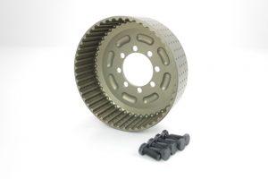 Kbike Kupplungskorb 48 Zähne Ergal T6 Ducati mit Trockenkupplung